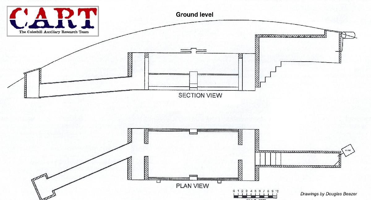Beaminster 2D plans of OB