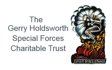 The Gerry Holdsworth Special Forces Charitable Trust logo